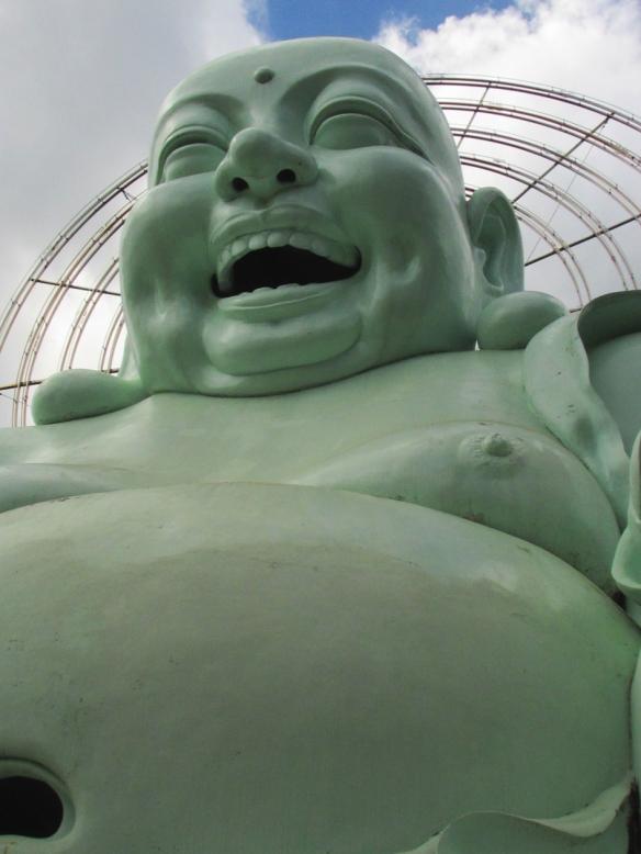 Dalat_Happy Buddha