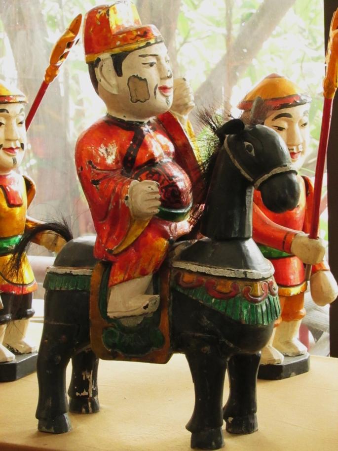 Hanoi_Water Puppets Horse