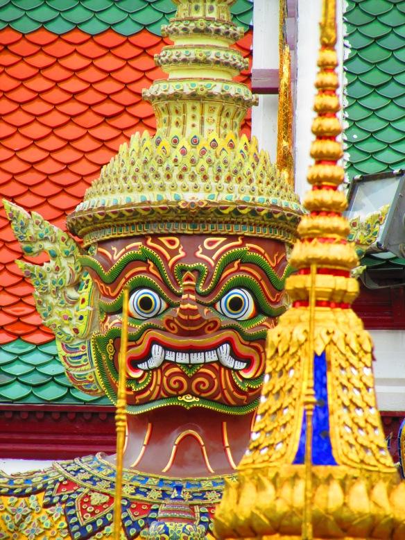Grand Temple, Bangkok, 2014 Nikon