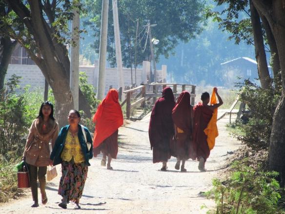 Inle Lake, Myanmar 2014 iPhone 5S